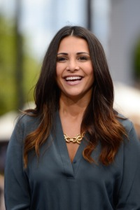 """Andi Dorfman And Candy Spelling On """"Extra"""""""