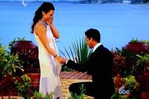 bachelorette proposal