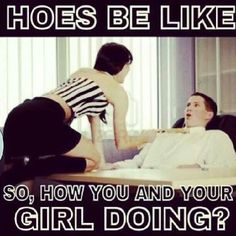 cheating hoes