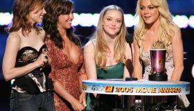 2005 MTV Movie Awards - Show