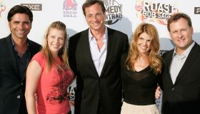 The cast of 'Full House' at Comedy Central's Roast of Bob Saget