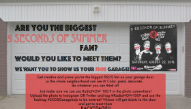 5SOS Garage Door DL