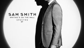 """Sam Smith's """"Writing's on the Wall"""" cover art"""