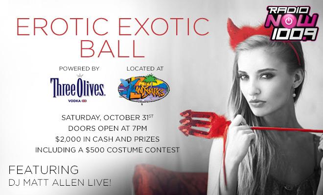 Erotic Exotic Ball DL