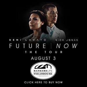 Demi Lovato / Jonas - WNOW