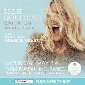 Ellie Goulding - WNOW