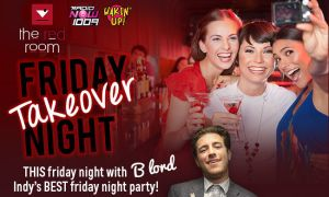RR Friday Night Takeover