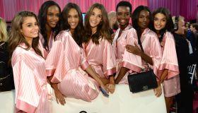 2015 Victoria's Secret Fashion Show - Hair And Makeup