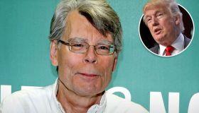 Stephen King Afraid of Trump