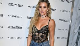 Khloe Kardashian Good American Launch Event