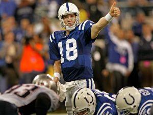 AFC Championship: New England Patriots Vs. Indianapolis Colts
