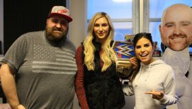 Charlotte Flair Visits The Joe & Alex Show [PHOTOS]