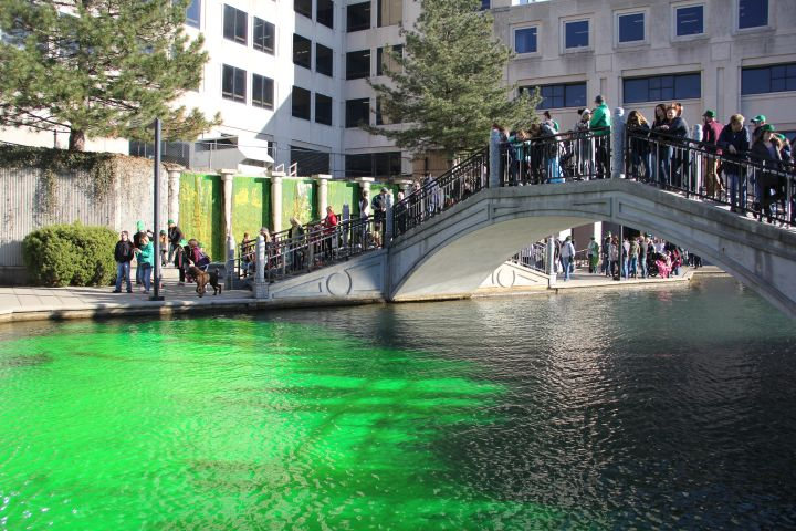 Green Canal Indy 2018