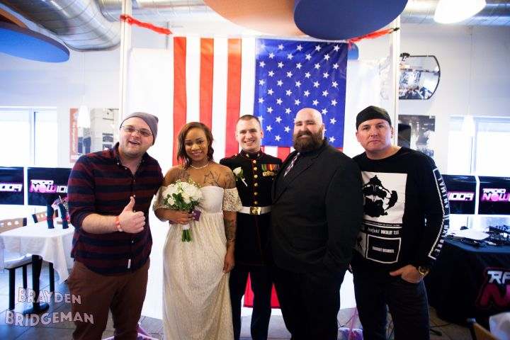 White Castle Wedding 2018 [PHOTOS]