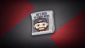 Joe's Need To Know News Logo