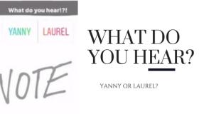 Yanny vs Laurel