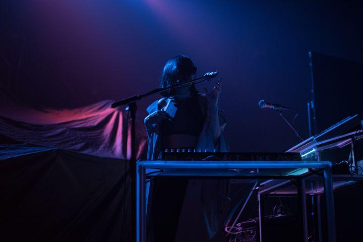 Glitch Mob (Indy Concert) Photos - 2018
