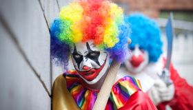 Threatening Creepy Clowns