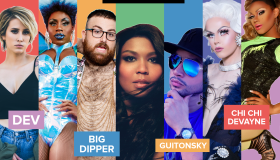 Indy Pride Festival 2019 Flyer