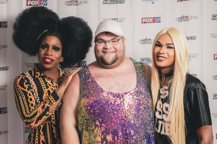 Indy Pride 2019 Meet and Greet Photos!