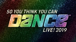 So You Think You Can Dance Live 2019