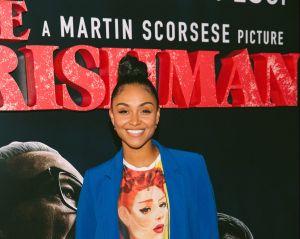 Nas hosts screening for The Irishman