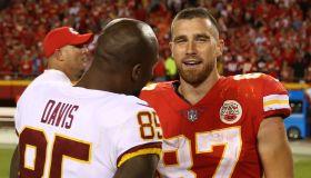 NFL: OCT 02 Redskins at Chiefs