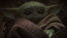 Baby Yoda aka The Child From The Madalorian