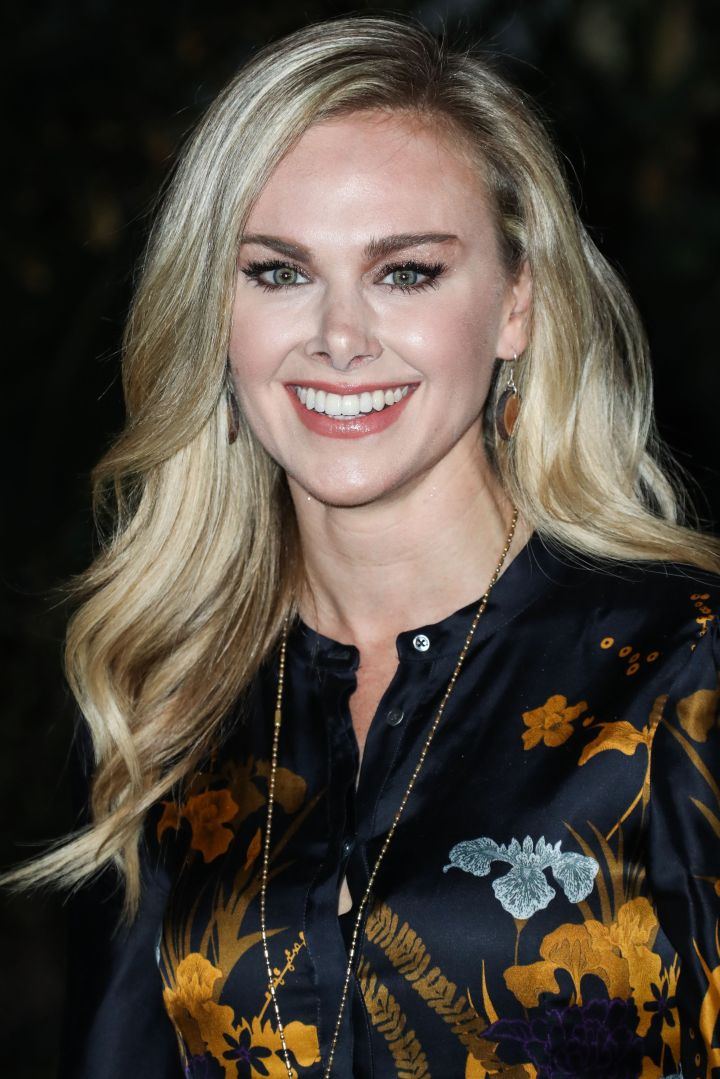 Actress Laura Bell Bundy