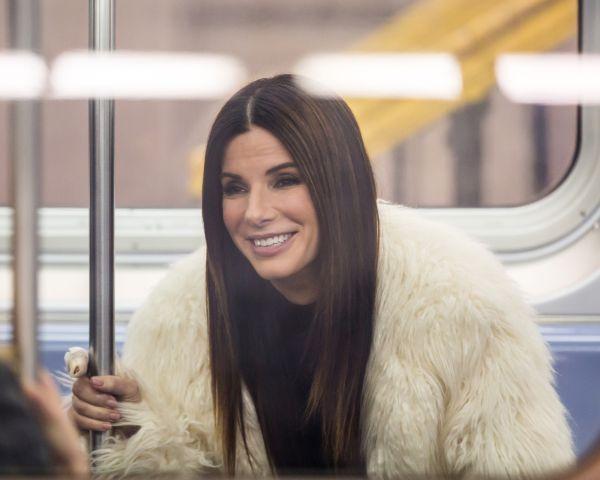Celebrity Sightings In New York City - December 3, 2016