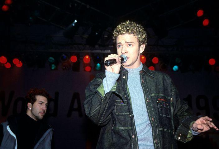 Justin Timberlake Of N'Sync