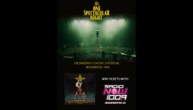 "AJR ""One Spectacular Night"""