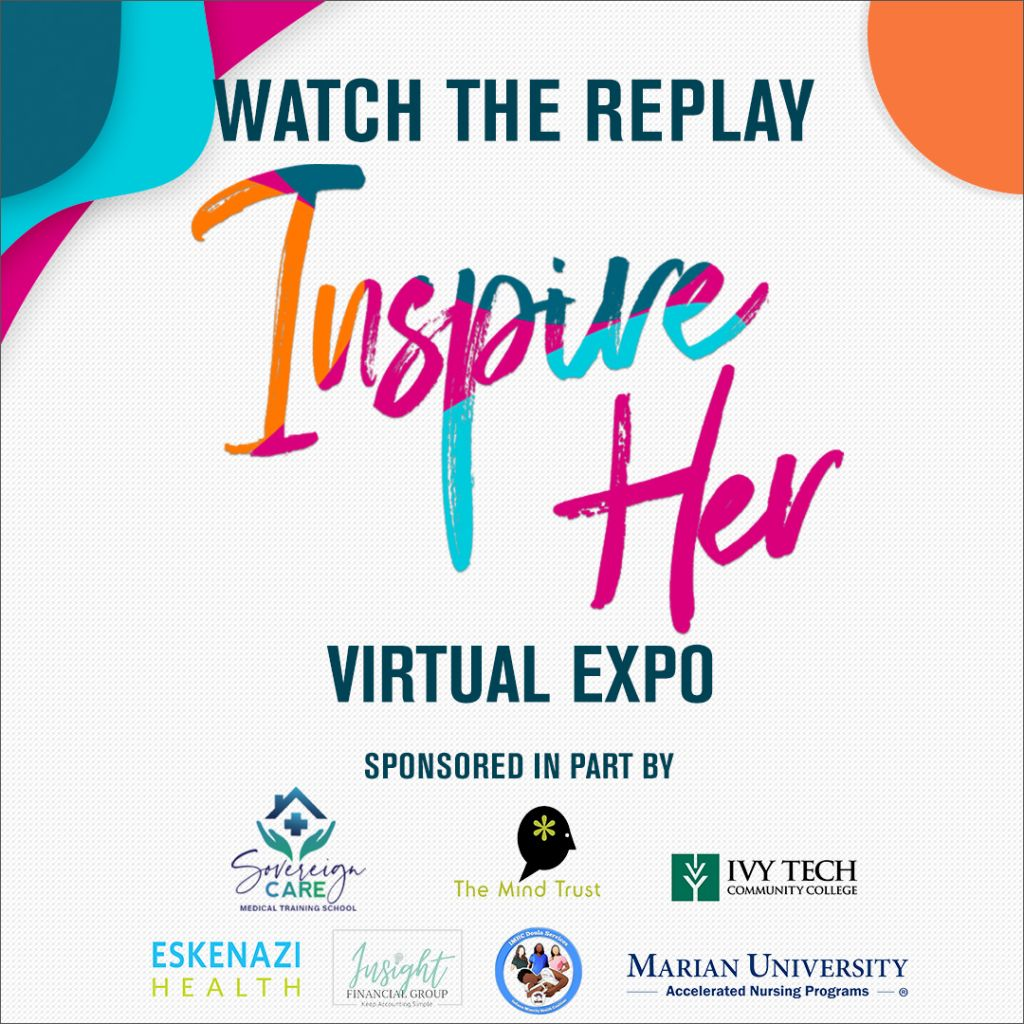 Inspire Her: Watch The Replay