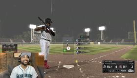 Eliott King Plays MLB The Show 21
