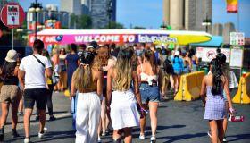 Flocking to Lollapalooza