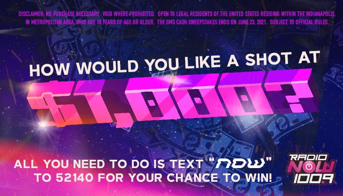 RadioNow Text Contest