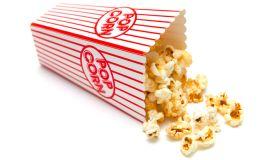 Spilt Popcorn
