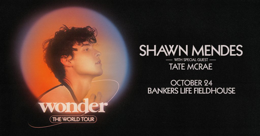 Shawn Mendes Tour Indianapolis