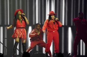 New Kids On The Block In Concert - Cincinnati, OH